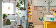 Decoração: Banheiro fofo | Just Lia
