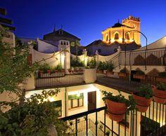 Andalucian hotel, Andalucia.