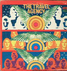 Cinderblock Tornado: The Travel Agency- The Travel Agency[1968]