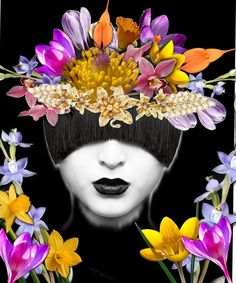 Spring Hat created with Bazaart by Sherri Santori