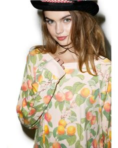 Georgia Peaches Kim�s Sweater