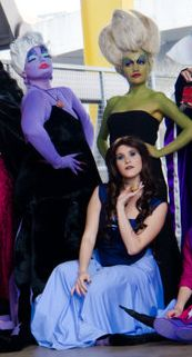 Ursula, Vanessa and Morgana (The Little Mermaid) Group Cosplay!