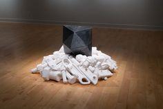 22  Sublime Contemporary Sculpture Ideas : Spectacular  contemporary sculpture Ideas. Contemporary Sculpture, Contemporary Home Decor, Sculpture Ideas, Elegant, Amazing, Classy, Chic