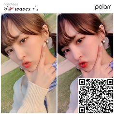 Find images and videos about kpop, jungwoo and polarr on We Heart It - the app to get lost in what you love. Photography Editing Apps, Photography Filters, Photo Editing, Free Photo Filters, Aesthetic Filter, Instagram Frame, Lightroom Tutorial, Polaroid, Shared Folder