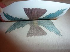 transfer laser printer image onto 100% cotton fabric using a woodworkers transfer tool (heat tool)