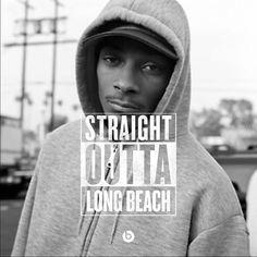 #StraightOutta #LBC by snoopdogg