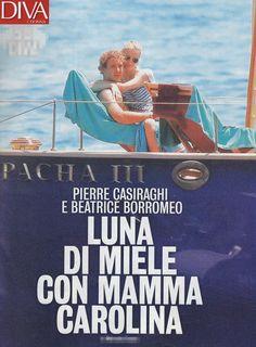 Honeymoon - Pierre and Beatrice