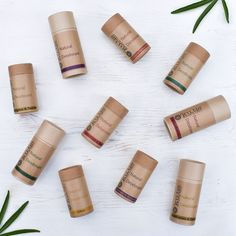Kutis deodorants are made using only natural ingredients and are also completely plastic free! The card tubes are biodegradable and recyclable. Vegan Deodorant, Natural Deodorant, Biodegradable Packaging, Biodegradable Products, Cruelty Free, Shea Butter, The Balm, Moisturizer, Zero Waste