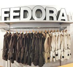 What's better than spending this chilly Saturday afternoon than shopping with us? Come check out all of our brand new arrivals and all of these adorable fur vests! #shopfedora #shoplocal #fedoraboutique