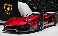 2012 One-off #Lamborghini #Aventador J $2,800,000