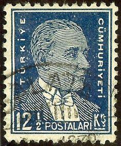 1932'de Mustafa Kemal daha çağdaş tasarımla damgaladı.