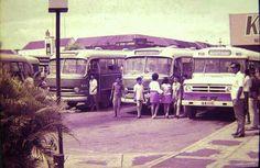 Bus Station Blok M 1973