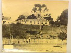 Antiga chácara que deu lugar ao atual Colegio Estadual do Paraná