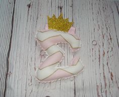 Monogram Fabric letter with crown,pink and gold nursery letters,Baby Name, Wall decor,Init… – baby pillow toy