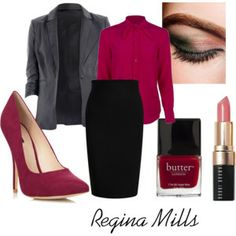 Once Upon A Time - Regina Mills
