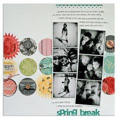 Love this page by Lisa Dickinson on the Jenni Bowlin blog!