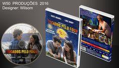 W50 Produções CDs, DVDs & Blu-Ray.: Tocados Pelo Fogo  -  Lançamento  2016