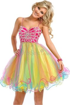 Intriguing Sweetheart Neckline Sweet 16 Dress with Spaghetti Straps and Delicate Embellishment