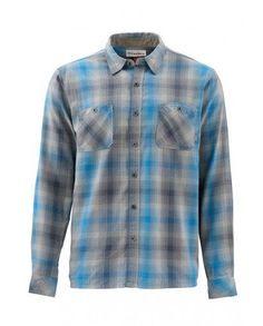Black's Ford LS Flannel Shirt - Simms Fishing Products