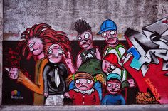 Street Art, Montevideo, Uruguay