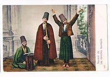 Turkey / Constantinople - Dervish - Derviches Tourneurs - Max Fruchtermann 1627
