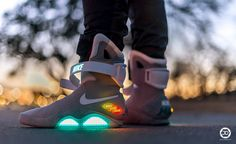 Nike Air Mag in all it's glory