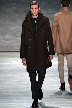 Todd Snyder Autumn/Winter 2015-16 Menswear #NYFW