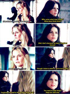 "Emma and Regina - 5 * 15 ""The Brothers Jones"""