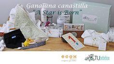 """Gana con ECOX 4D una Canastilla para Bebés y Embarazadas """"A Star is Born"""" de Tu Bebebox"""