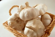 Garlic boosts our natural supply of hydrogen sulfide, which acts as an antioxidant and transmits cellular signals that relax blood vessels and increase blood flow. This explains garlic's cancer-fighting ability, including breast, prostate and colon cancer. Higher hydrogen sulfide might also protect the heart, according to researchers at Albert Einstein College of Medicine.