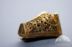 Viking Norman Clasps Fibulas Casting