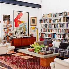 Catching up on my reading. #roomgoals #decoraid #decor #bookstagram #nook #read #library #decoraiding #interiors #interiordesign #designers by decoraid