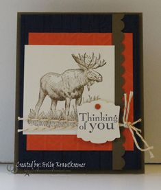 Walk in the Wild by catrules - Cards and Paper Crafts at Splitcoaststampers