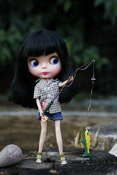 Férias chegando, vamos pescar!!