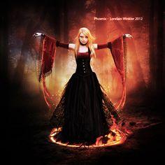 Phoenix Passion Fire by ~LorelainW