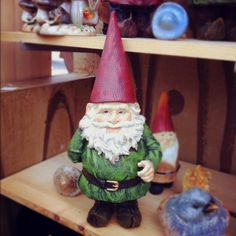 The perfect gnome. A must-have