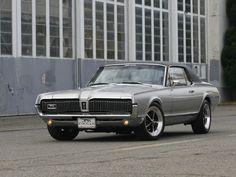 '67 Cougar