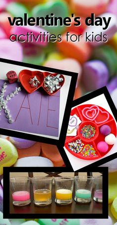 There are so many fun ways to celebrate Valentine's Day with kids. Here you'll find lesson plans, Valentine crafts, favorite videos, picture books and more.