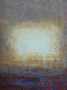 Mary Conover Untitled Study 14 Mixed media and oil on canvas