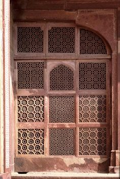 Pattern in Islamic Art - Fatepur Sikri complex