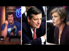 Did Sally Yates 'CRUSH' Ted Cruz?? See the Full Context | Louder With Crowder - YouTube