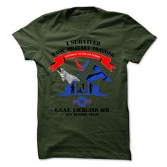 AIR FORCE- Lackand AFB- GRADUATION - PT FITNESS http://www.sunfrogshirts.com/Imagine/airforce