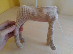 Crocheting Horse, Фото № 11 - Diy Crafts Crochet Unicorn Pattern, Crochet Horse, Crochet Monkey, Crochet Amigurumi Free Patterns, Crochet Animals, Sc Crochet, Learn To Crochet, Crochet Dolls, Horse Pattern