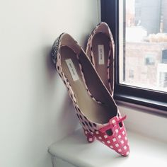 Marc Jacobs RE14 Multi Ayers Flats