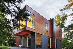 - Nexus House by Johnsen Schmaling Architects