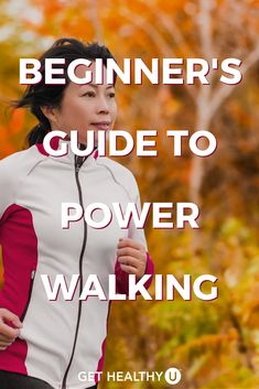 Did you know power walking can be even better for you than running? Power walking is an effective form of cardio that's lower impact and better for your joints! Learn all about power walking tips, form and more in this beginner's guide! Power Walking, Race Walking, Walking Shoes, Fitness Tips, Health Fitness, Walking Exercise, Need To Lose Weight, Good Fats, Going To The Gym