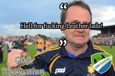 For more check out GAABanter. Irish Culture, Sports Memes, Hurley, Woodwork, Grass, Ireland, Comedy, Jokes, Football