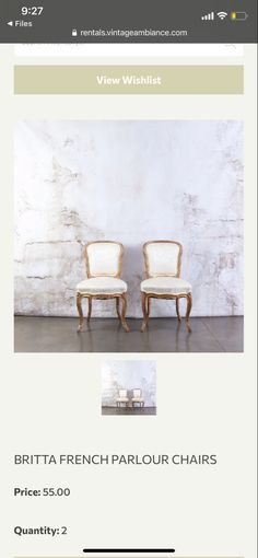 Berry Wedding, Parlour, Chair, Drawing Room, Stool, Chairs