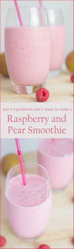 A delicious and naturally sweetened breakfast or pick me up snack smoothie. Creamy tasting and with plenty of zing.   Neil's Healthy Meals