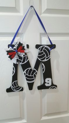 Volleyball teammate gift